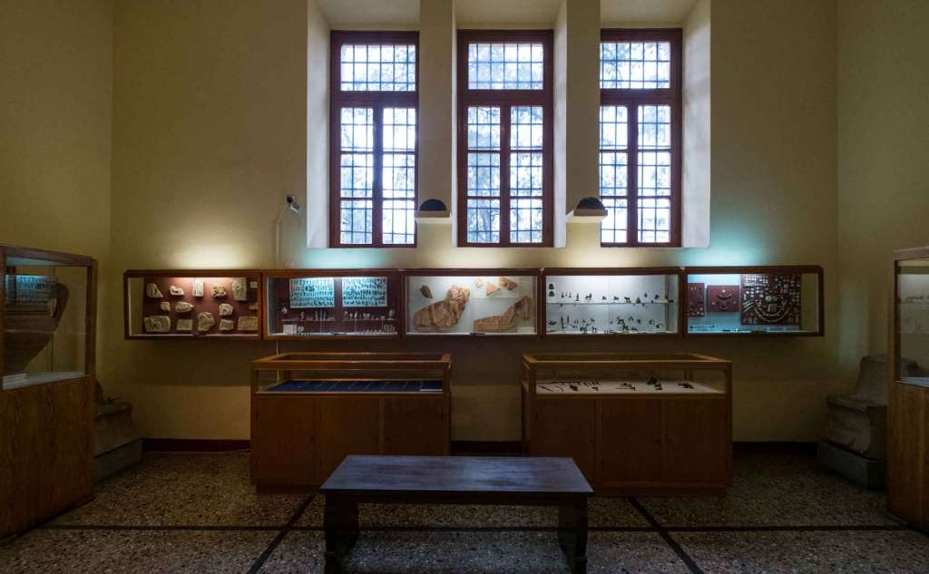 Αρχαιολογικό Μουσείο Σπάρτης