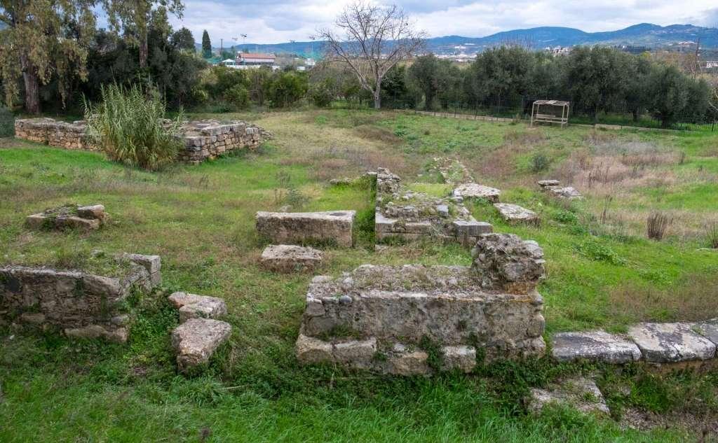 Σπάρτη - Ιερό της Ορθίας Αρτέμιδος