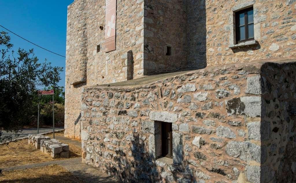 Αρεόπολη - Βυζαντινό Μουσείο Μάνης «Πύργος Πικουλάκη»