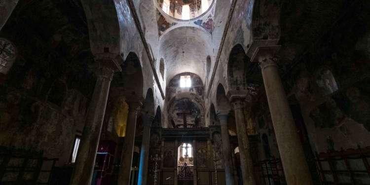 Μυστράς - Εκκλησία Άγιος Δημήτριος (Μητρόπολη)