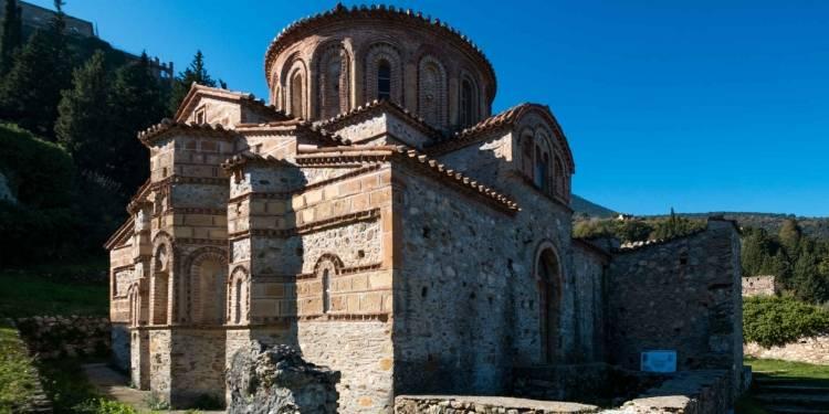 Μυστράς - Εκκλησία Άγιοι Θεόδωροι