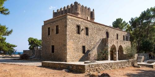 Πύργος Τζαννετάκη-Ιστορικό και Εθνολογικό Μουσείο Γυθείου
