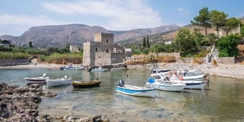 Παραλία Κυπάρισσος