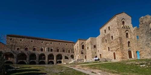 Μυστράς - Συγκρότημα Παλατιών