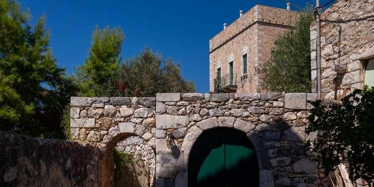 Αρεόπολη - Πύργος Καπετανάκου