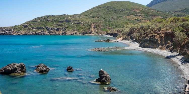 Παραλία Καστέλλα