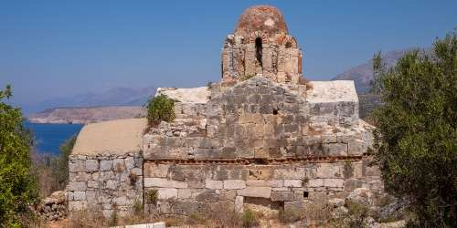 Ναός της Παναγίας της Βλαχέρνας - Μέζαπος