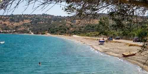 Παραλία Δίχοβα