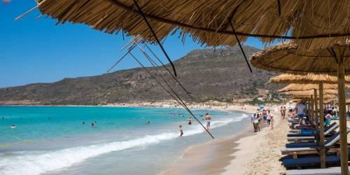 Ελαφόνησος - Παραλία Μεγάλος Σίμος