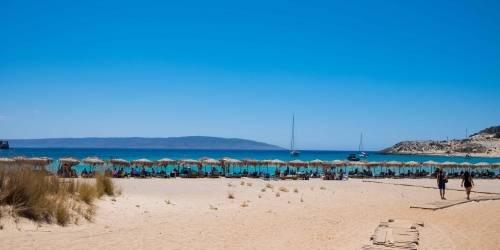Ελαφόνησος - Παραλία Μικρός Σίμος