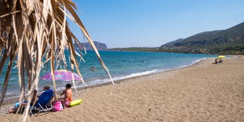 Παραλία Πορί