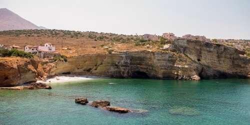 Παραλία Χαλικιά - Μέζαπος