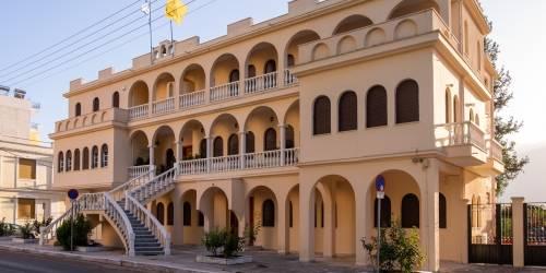 Σπάρτη - Μουσείο Εκκλησιαστικής Τέχνης Ιεράς Μητροπόλεως Μονεμβασιάς και Σπάρτης